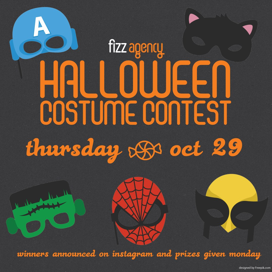 St Clair Advertising Program is hosting a Halloween Costume Contest!