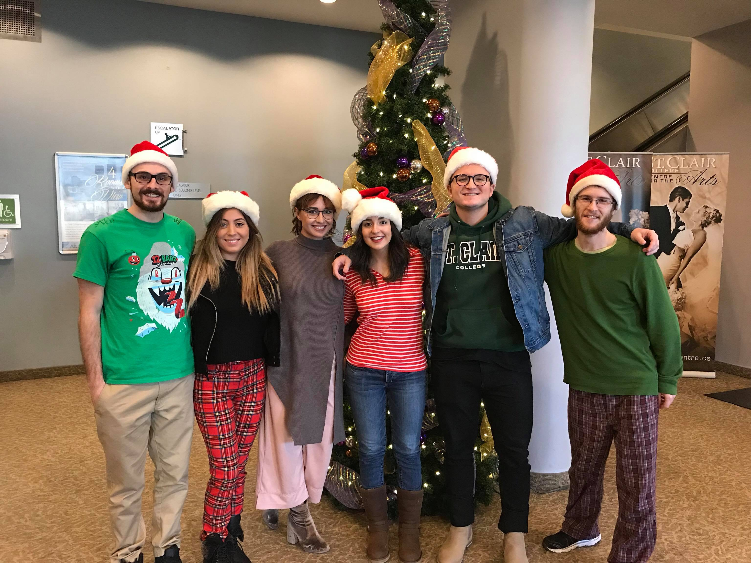 Merry Christmas from the Fizz Agency